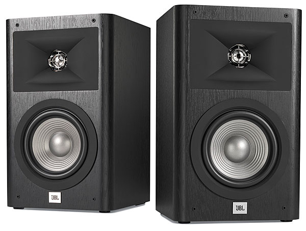 JBL Studio 230 bookshelf loudspeakers