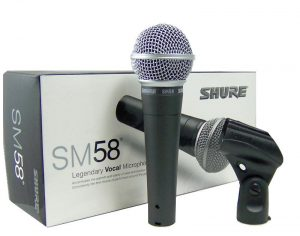 shure sm58 review
