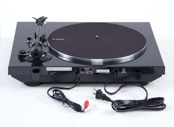 Denon DP300F Turntable