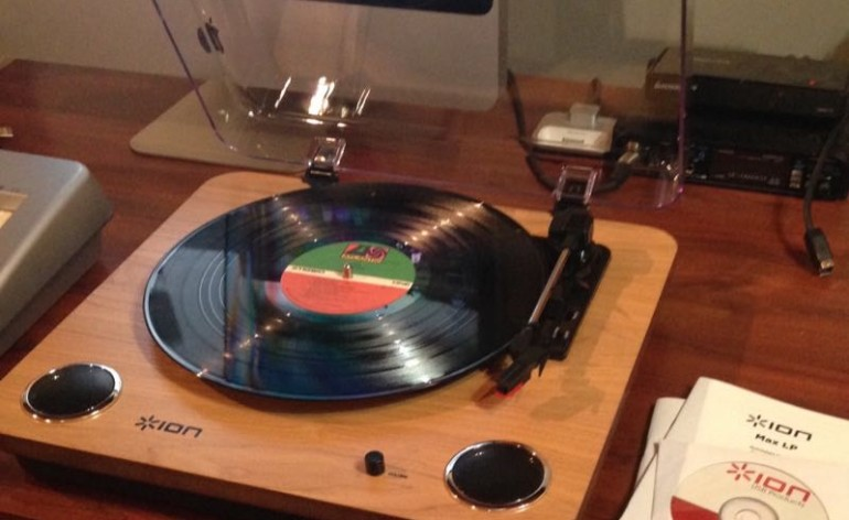 Ion Turntable review
