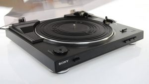 Sony PS LX300 turntables