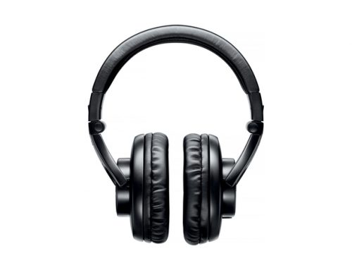 Shure portable studio headphones